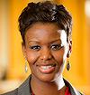 Hattie Mukombe ('04)
